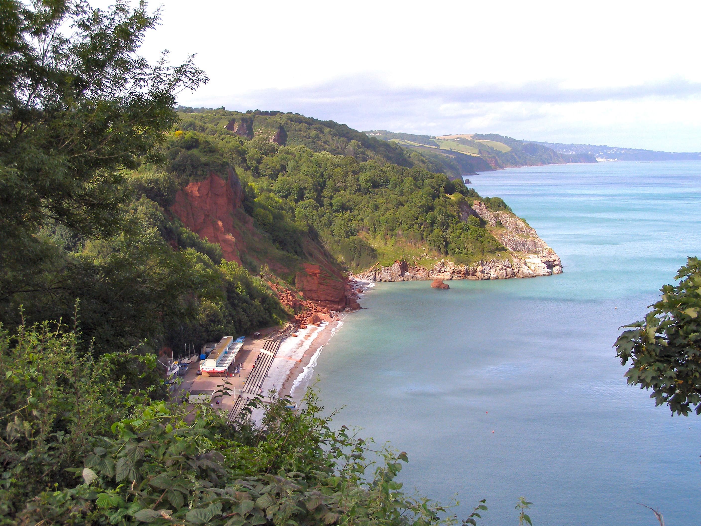 Oddicombe Beach Torquay A Local Guide