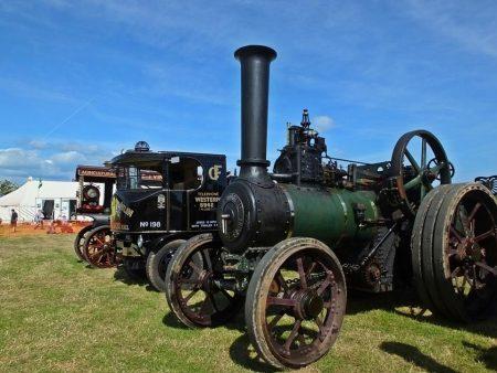 Torbay Steam Fair @ Churston Ferrers   Churston Ferrers   England   United Kingdom