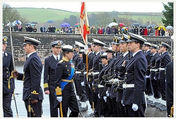 Britannia Royal Naval College Torquay A Local Guide