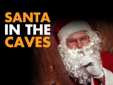 Santa In The Caves @ Kents Cavern   Torquay   England   United Kingdom