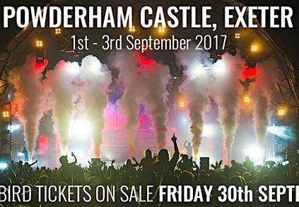 Lockdown Festival @ Powderham Castle | Powderham | England | United Kingdom