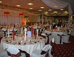 riviera centre wedding